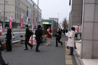 2.9日吉駅IMG_5408