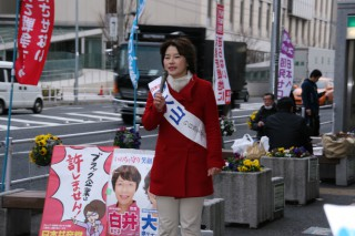 2.9日吉駅IMG_5499