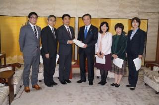 20161114県への要望書提出1