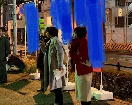 港北区で横浜市によるカジノ説明会が開かれました。