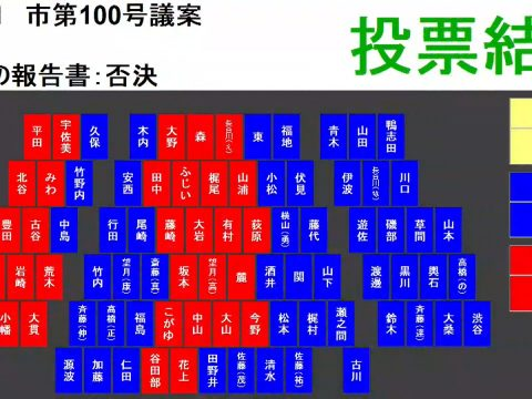 横浜市長選 Wフライング問題。 でも大丈夫(*'▽')